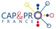 Logo de Cap et Pro France